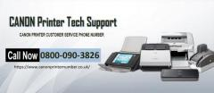 Troubleshoot canon printer technical issue
