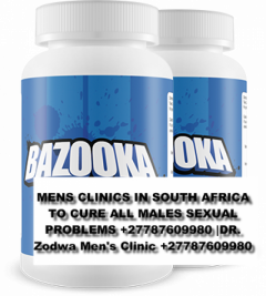 Dr. Zodwa Men's Clinic@Mens Clinic International