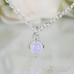 Moonstone Necklace - Moon Desire - Gsj
