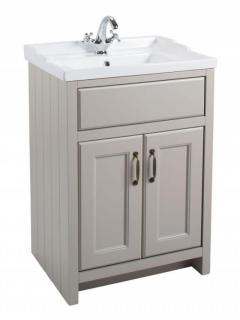 Cassellie 600Mm Traditional 2-Door Basin Cabinet