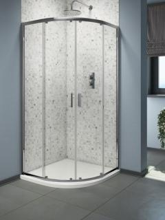 Cali Seis Quadrant Shower Enclosure