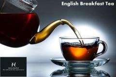 English Breakfast Tea -A Royal British Culture