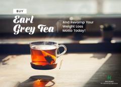 Purely Organic Earl Grey Loose Tea Bulk - Halmar