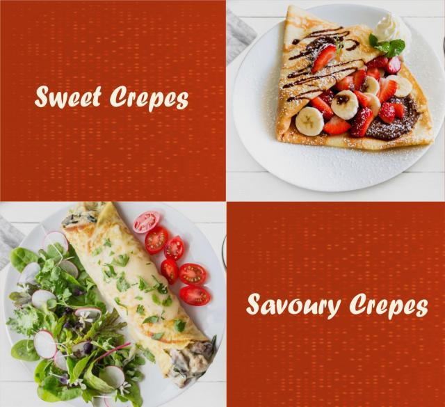 Crepe  Pancake Workshop  Online Cooking Class 4 Image