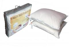 Hurry,Clearance Sale on  Duck Feather Pillow - Sanggol