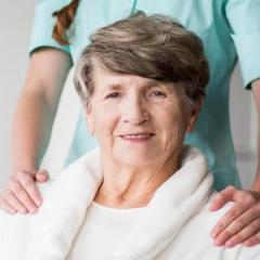 End of life care service
