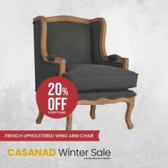 Casanad Winter Sale - 20 Off Everything