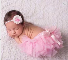 Buy Baby Bloomer & Headband Set from alisababy.co.uk