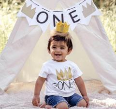 Buy Wild One T shirt From Alisababy