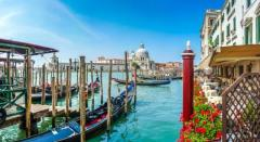 Rome and Venice Break - Flights and Train Ride