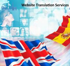 Website Translation service in India