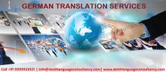 Certified German Translation Services in Delhi, India
