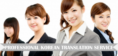 Looking for Korean Translation Services in India