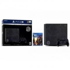 PS4 Pro 1TB Kingdom Hearts 3 III Limited Edition Conso