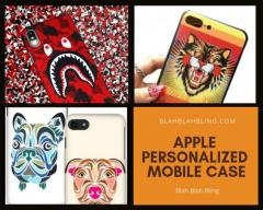 Best Apple Personalized Mobile Case