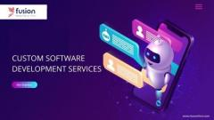 Custom Software Development Services - Start Free Trial