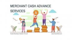 Merchant Cash Advance Services