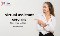 Hire a  Virtual Assistant Virtual Assistant services