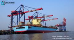 International sea freight services in Birmingham