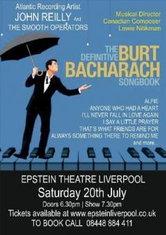 The Definitive Burt Bacharach Songbook
