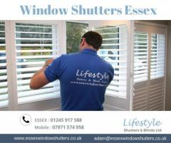 Window Shutters in Essex