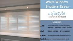 Window Shutters Essex