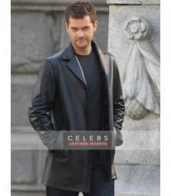 Fringe Peter Bishop Joshua Jackson Trench Coat Jacket