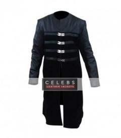 Farscape Peacekeeper John Crichton Trench Coat Jacket