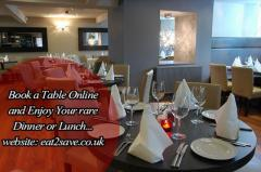 Book A Table Online And Enjoy Your Rare Dinner