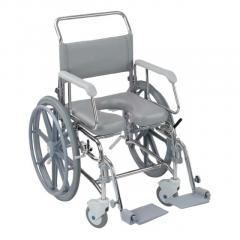 Transaqua TA5 Self Propelled Shower Commode Chair