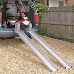Lightweight Tele Channel Ramps - Essential Aids