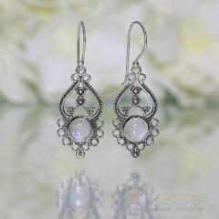 Moonstone Earring - Silent Passion - GSJ
