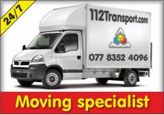 24hr - Man and Van - Moving - Transport - Removal - UK