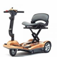 Buy HW009 Dual Wheel Automatic Fold Mobility Scooter