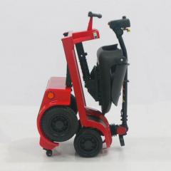 Buy dulexe lightweight portable mobility scooter red