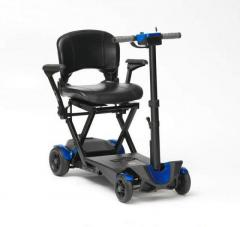 Buy 4 wheel automatic compact mobility scooter
