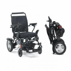 MobilitySolutionsDirect Electric Folding Wheelchair