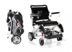 Awesome Foldalite Pro Lightweight Electric Powerchair