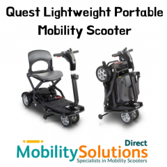 Buy Quest Lightweight Portable Mobility Scooter