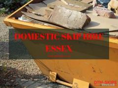 Domestic Skip Hire Essex - Visit Us for Service
