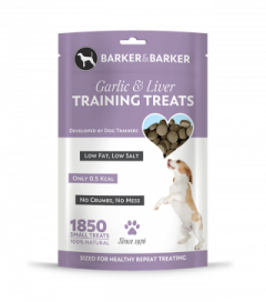 Low-Fat Puppy Training Treats UK  Barker and Barker