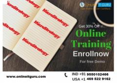 Microstategy Online  Training