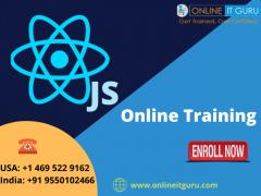 ReactJS Training  ReactJS Certification Course  Onlin