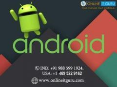 Android Online Training India