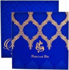 Hindu Wedding Card Designs By Shubhankar