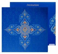 Buy Muslim Wedding Cards By Shubhankar