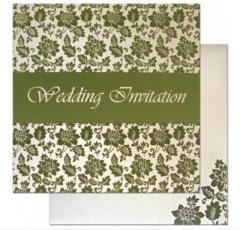 Muslim Wedding Invitations By Shubhankar
