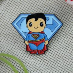 Enamel Pins for Superman
