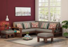 Get Cheap Corner Sofas In Uk At  Woodenstreet