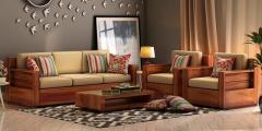 Shop Wooden Sofas At Low Price At Woodenstreet I